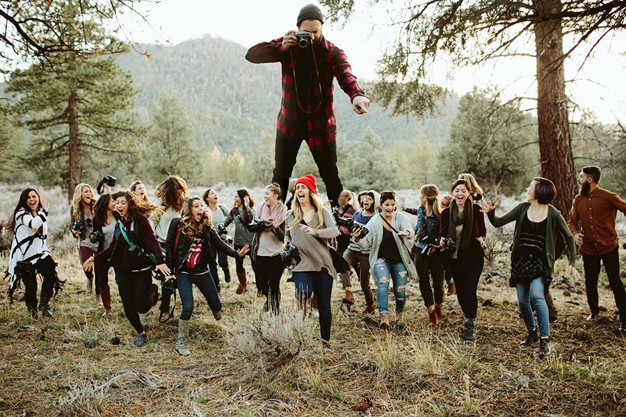 Benj Haisch Photo Workshop