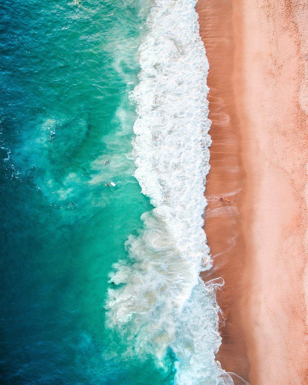 Laguna, Wave, Crash